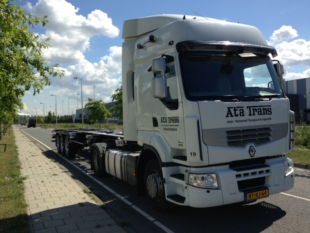inter-nationale transport Ata Trans